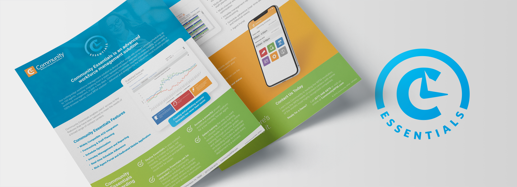 Community Essentials Brochure
