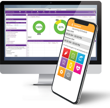 Community Workforce Management Software